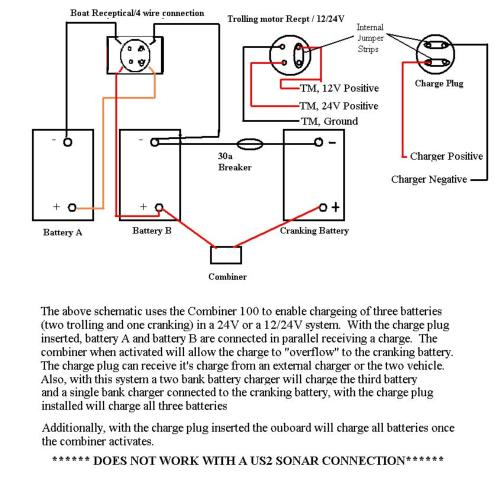 Trolling Motor Plug Wiring Diagram